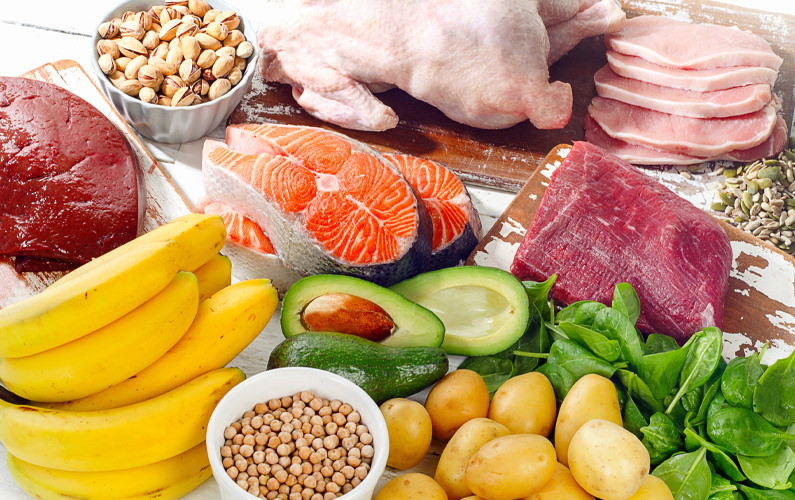 Vitamin B6 – Nutrient-Dense Foods