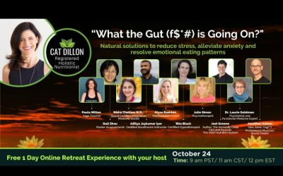 Online Retreat – What the Gut (f$*#) is Going On?!