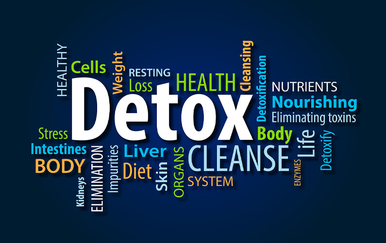 Free Detox Workshop – Thursday, 10-10-2020