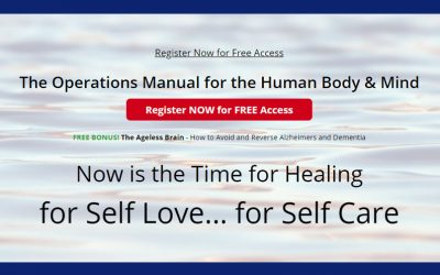 FREE Operations Manual for the Human Body and Mind
