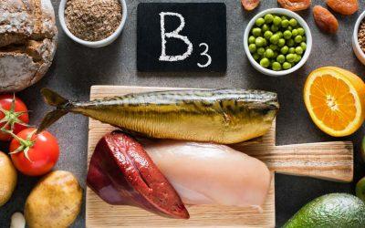 Vitamin B3 AKA Niacin